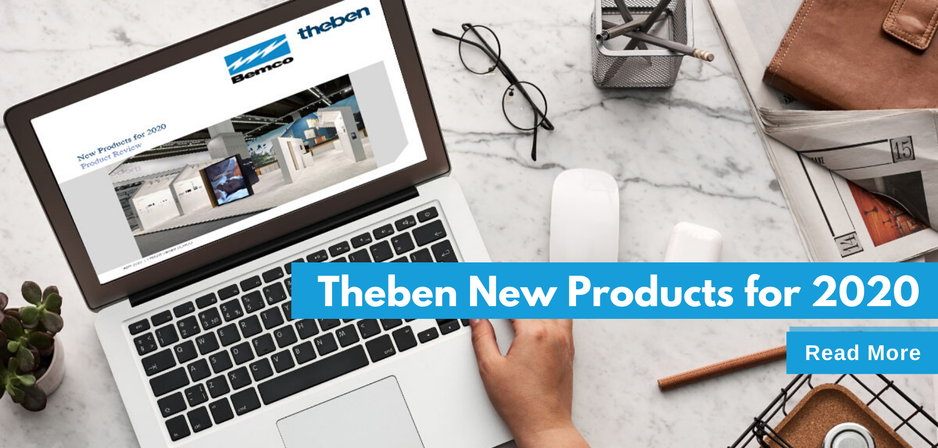 Bemco launched Theben New Products 2020 Presentation