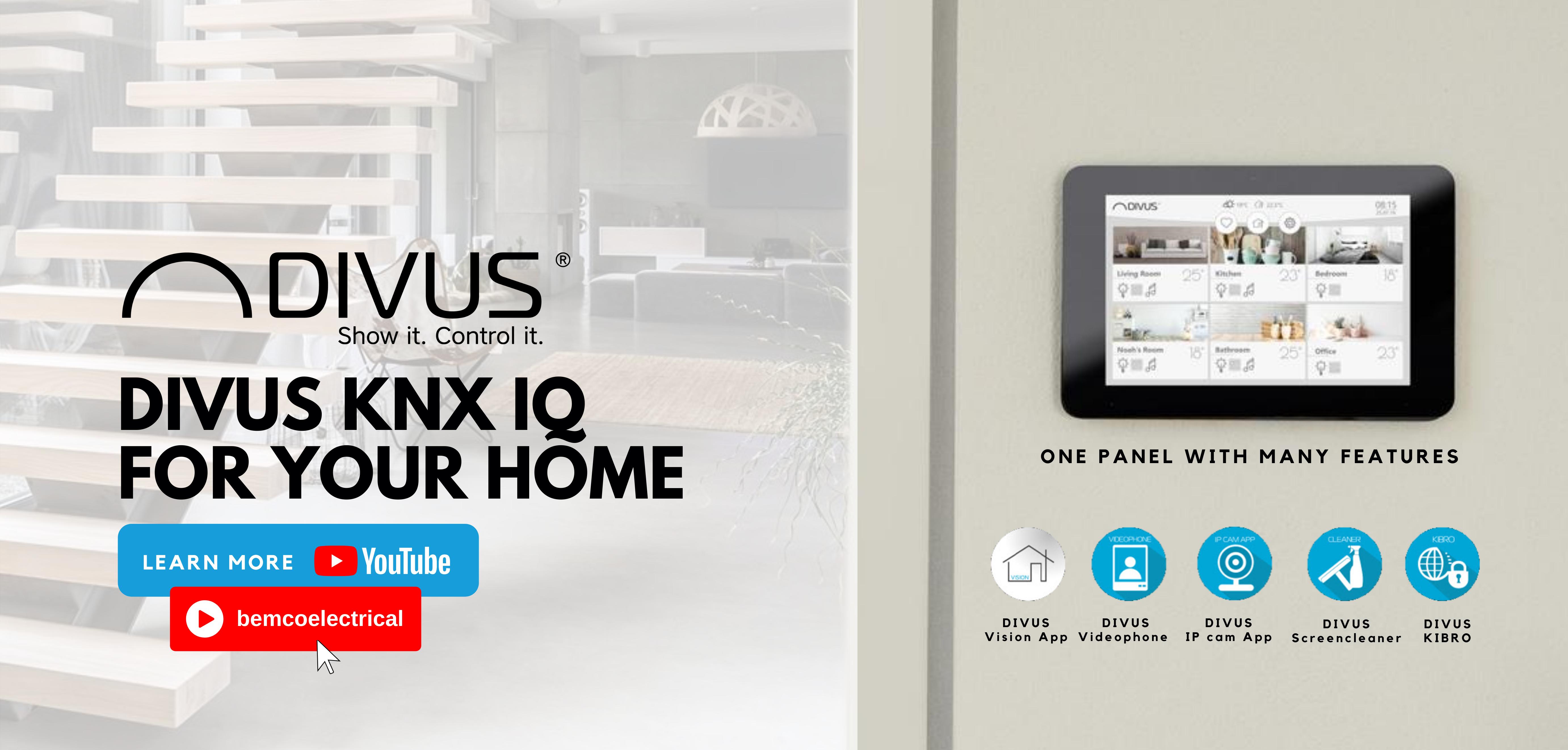 Divus KNX IQ Webinar